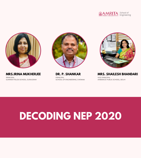 The Role of School Leadership in Decoding NEP