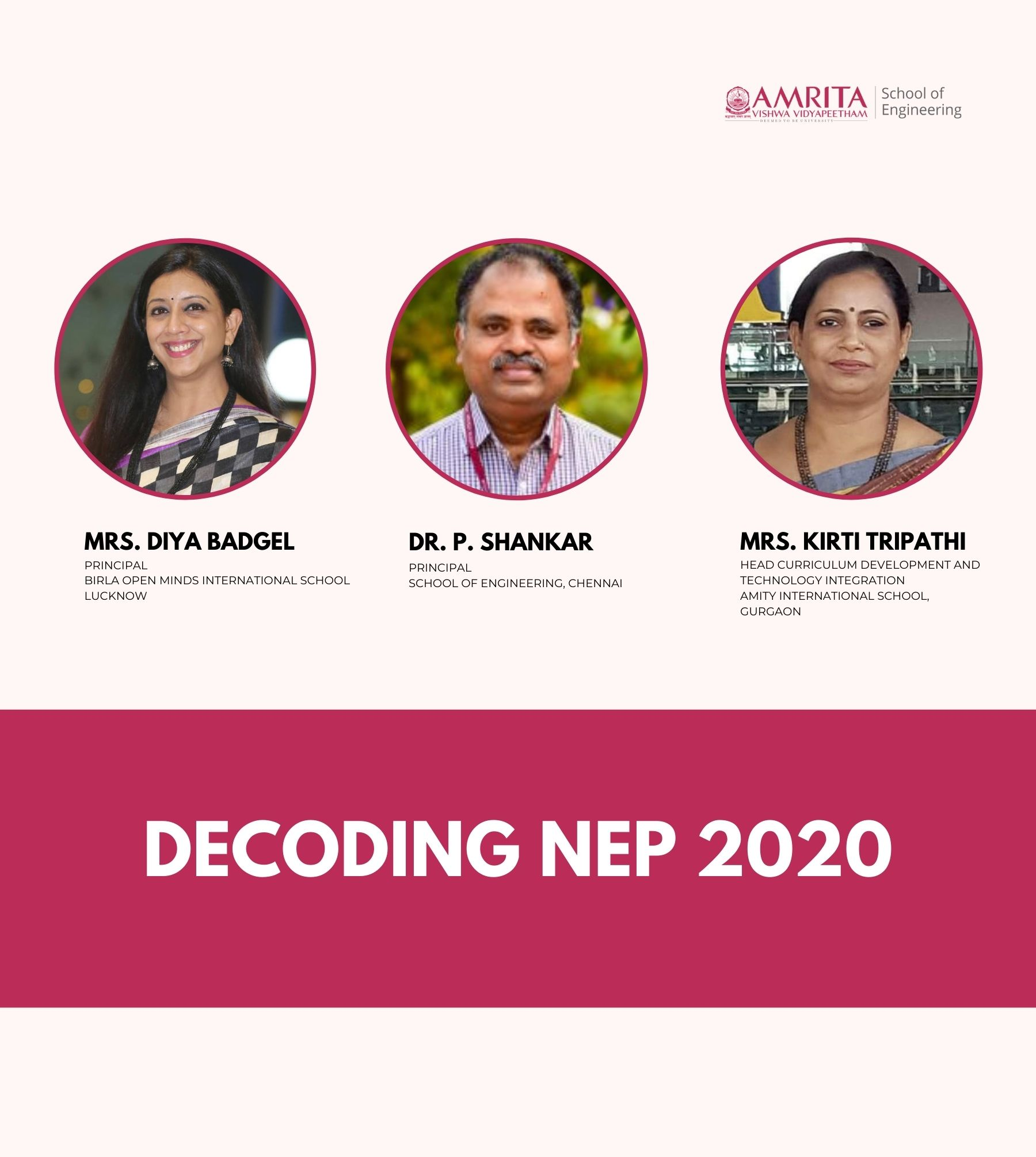The Implementation of NEP and Related Challenges