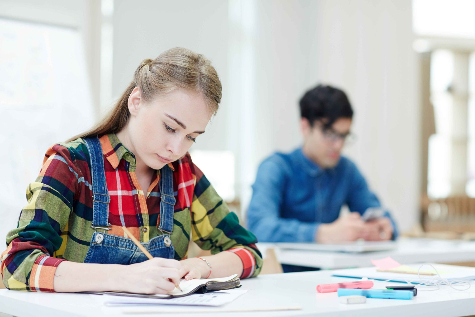 Coping with the uncertainty around examination and the role of teachers in helping students