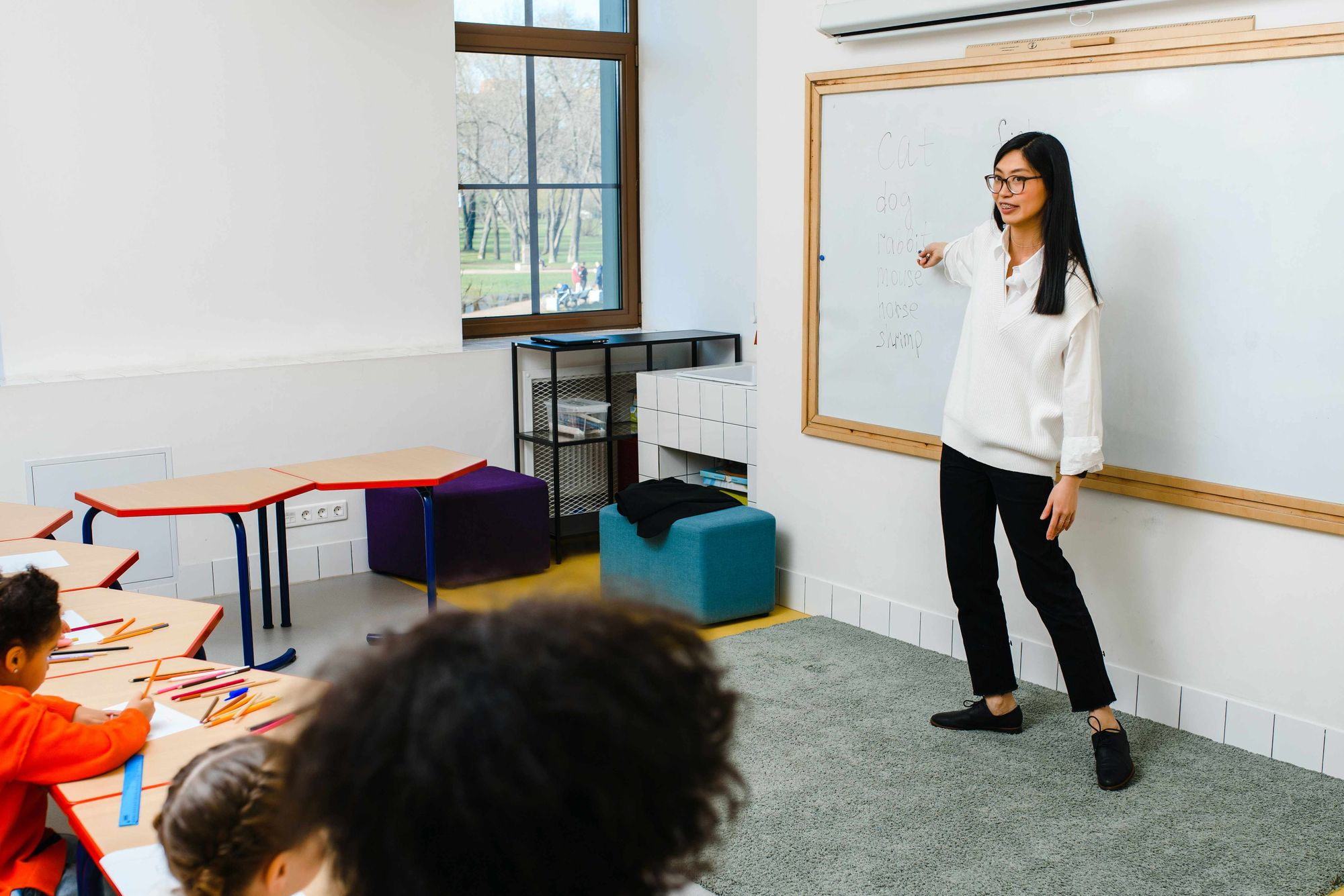 The Advantages of a Teaching Career